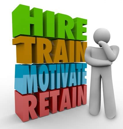 Literature review on employee retention report